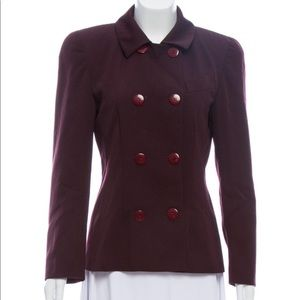 Christian Dior Vintage Double-Breasted Blazer